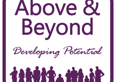 Above & Beyond – Developing Potential