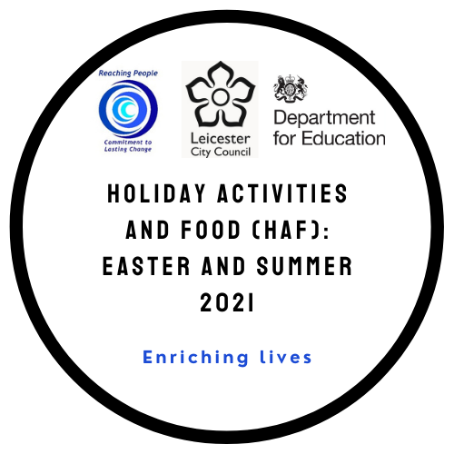 Holiday Activities and Food (HAF) – Easter 2021 Programme