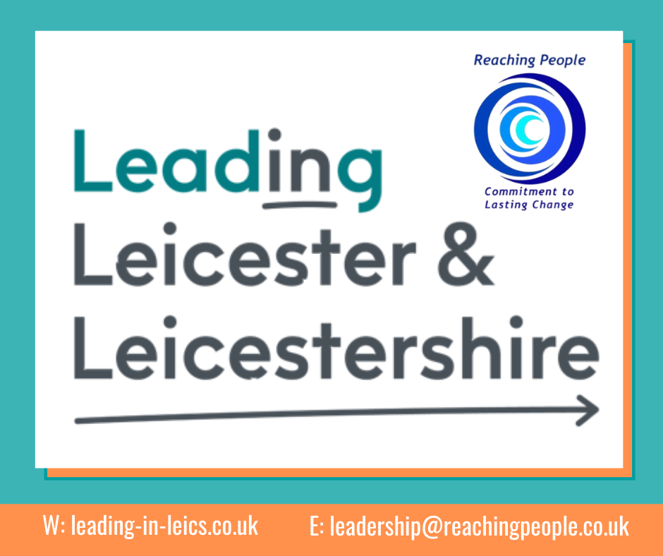 NEW LEADERSHIP WEBSITE for Reaching People